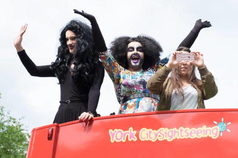 Harrogate Pride - Parade