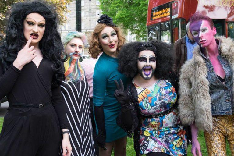 Harrogate Pride - Main Stage performance